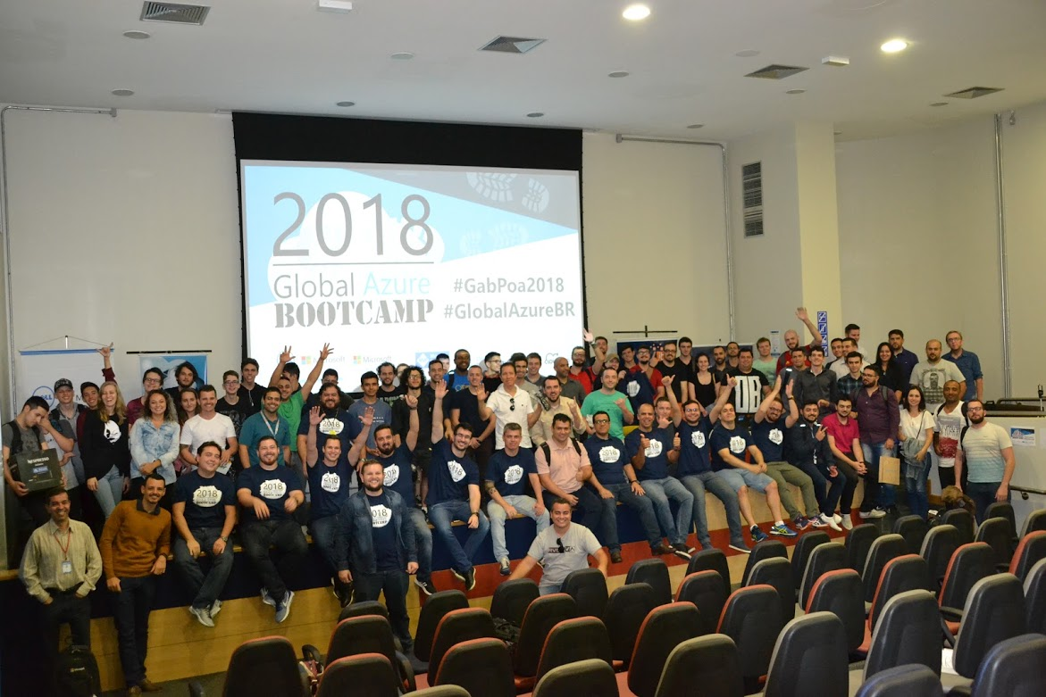 Turma Bootcamp 2018