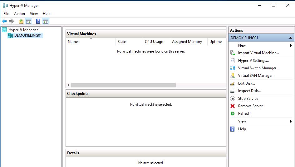 Nested Virtualization_Passo4